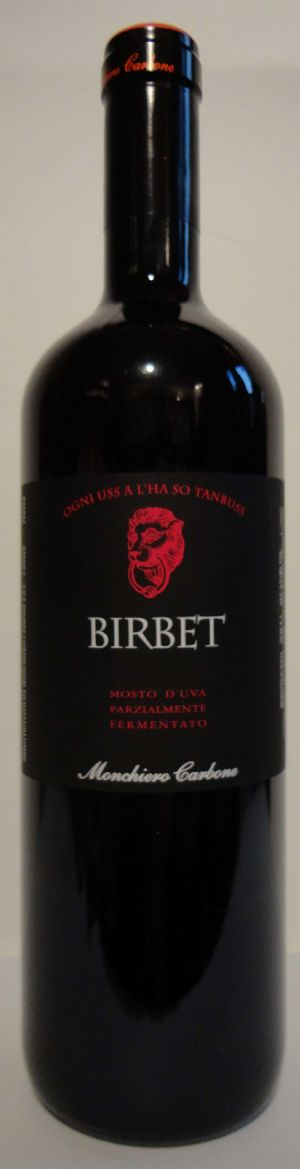 Birbet doc 2015 Monchiero Carbone