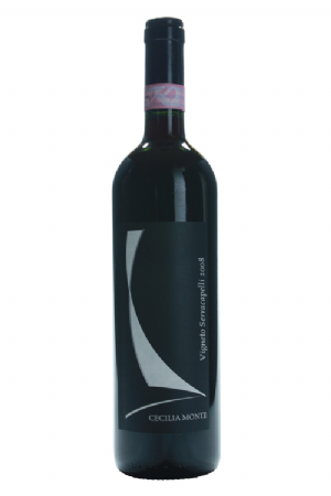 Barbaresco docg 2012 Serracapelli - Cecilia Monte - Neive