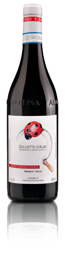 Dolcetto d'Alba doc 2017 Barale Diego