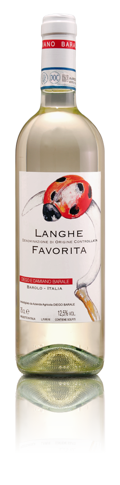 Langhe Favorita doc 2017 Barale Diego