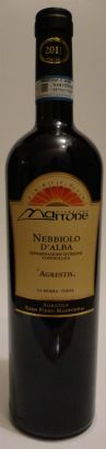 Langhe Nebbiolo doc 2012 Agrestis - Marrone